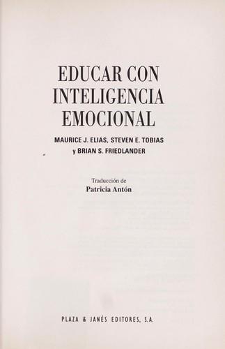 Download Educar con inteligencia emocional