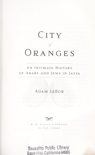 Download City of oranges
