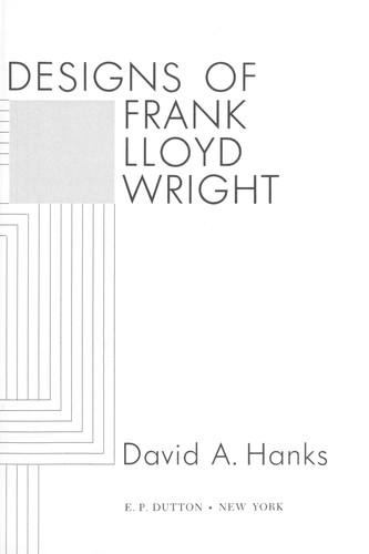 Download Decorative Designs of Frank Lloyd Wright