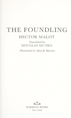 Download The foundling