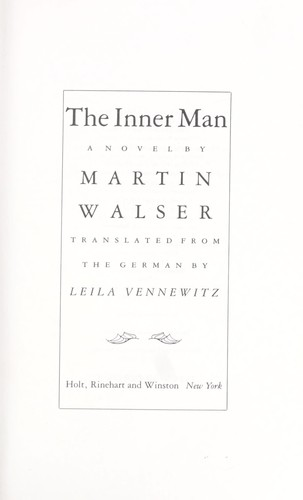 Download The inner man