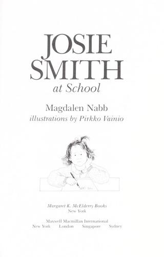 Download Josie Smith at school