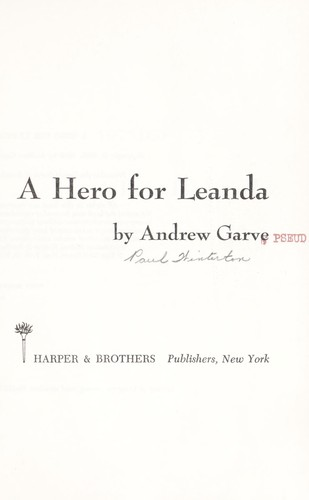 A hero for Leanda