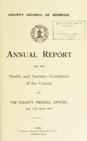 [Report 1947]