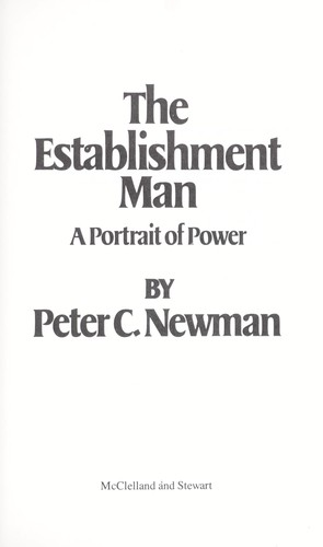 Download The establishment man