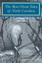 The Best Ghost Tales of North Carolina PDF
