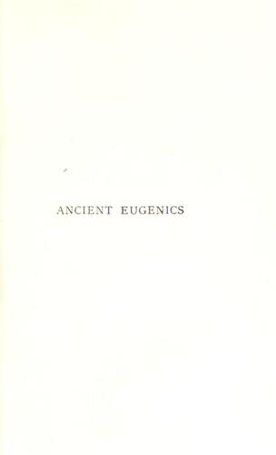 Download Ancient eugenics