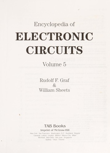 Download Encyclopedia of electronic circuits.