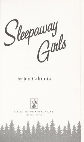 Download Sleepaway girls