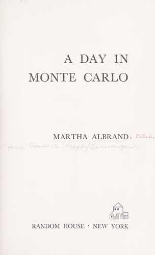 Download A day in Monte Carlo.