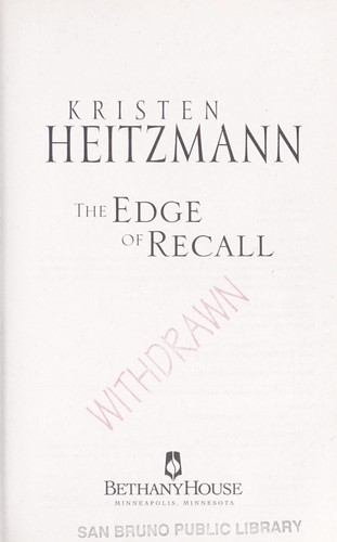 Download The edge of recall