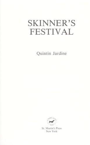 Skinner's festival