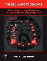 The Regulatory Genome by Eric H. Davidson