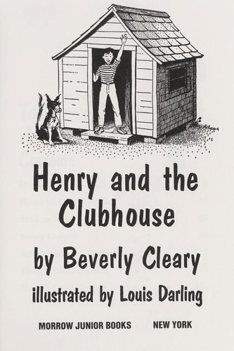 Download Henry and the clubhouse