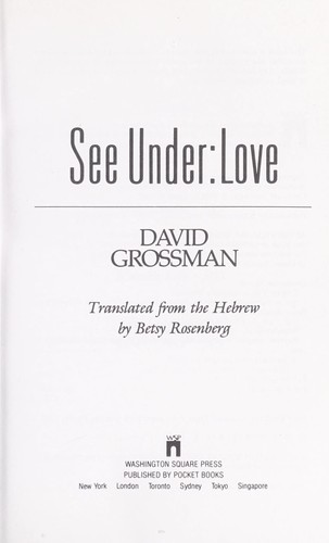See under–love