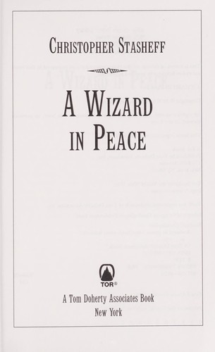 Download A wizard in peace