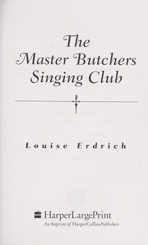 Download The Master Butchers Singing Club