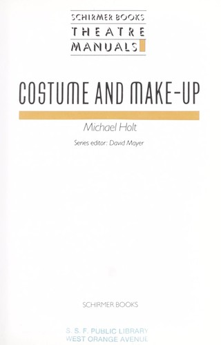 Costume and make-up