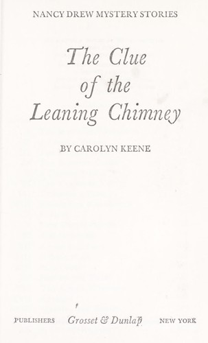 Download The clue of the leaning chimney.