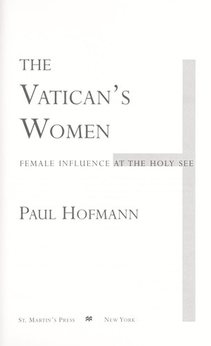 Download The Vatican's women