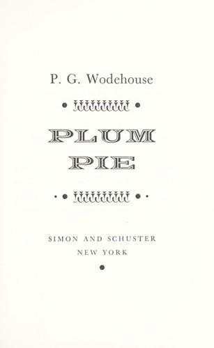 Download Plum pie