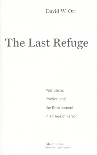 Download The last refuge