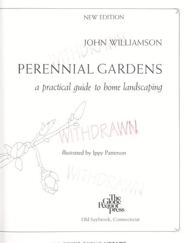 Download Perennial gardens