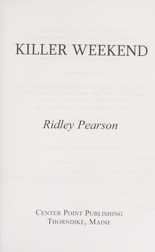 Download Killer weekend