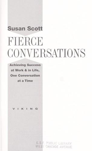 Download Fierce conversations