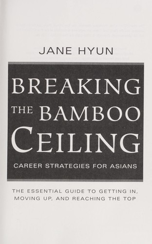 Download Breaking the bamboo ceiling