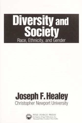 Download Diversity and society
