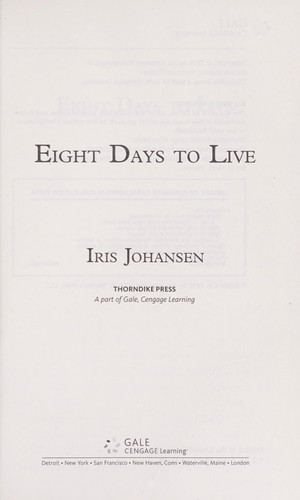 Download Eight days to live