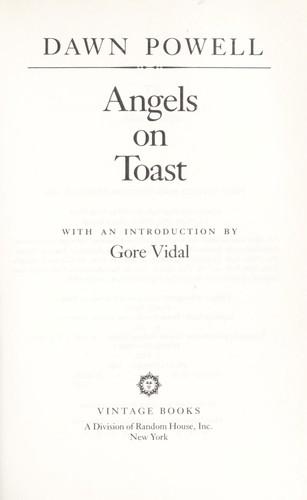 Angels on toast
