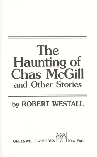 Download The haunting of Chas McGill and other stories