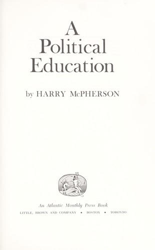 Download A political education.