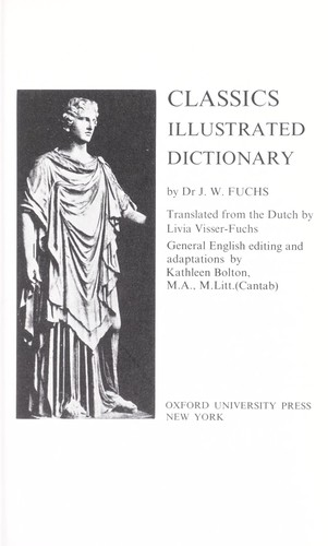 Download Classics illustrated dictionary
