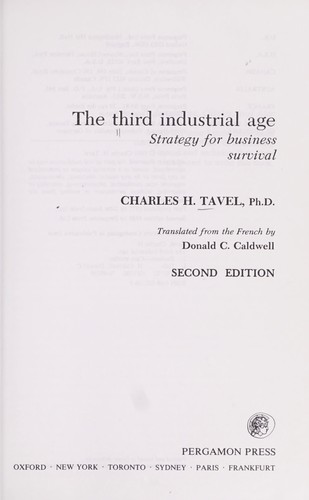 Download The third industrial age