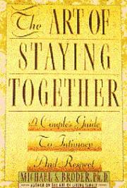 The art of staying together PDF
