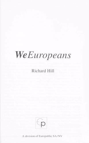 Download WeEuropeans