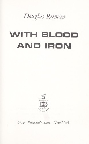 With blood and iron