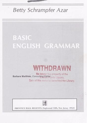 Download Basic English grammar