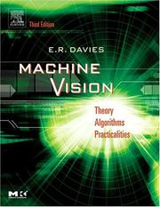 Machine Vision by E. R. Davies