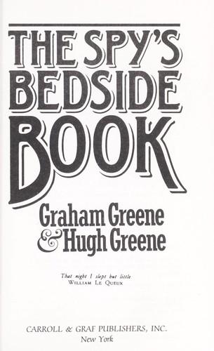 Download The Spy's Bedside Book
