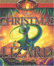 Christmas Lizard by Cory Edwards