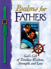 Psalms for fathers PDF