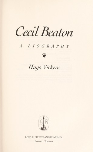 Download Cecil Beaton
