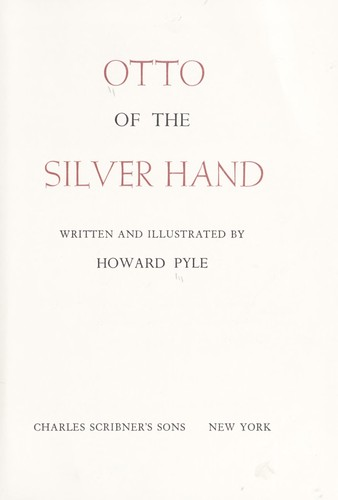Otto of the Silver Hand.