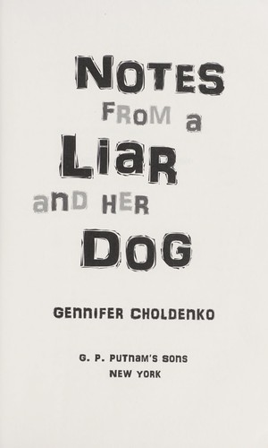 Download Notes from a liar and her dog