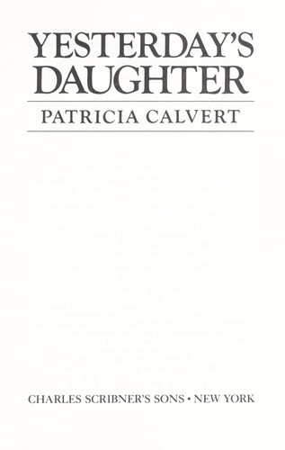 Download Yesterday's daughter