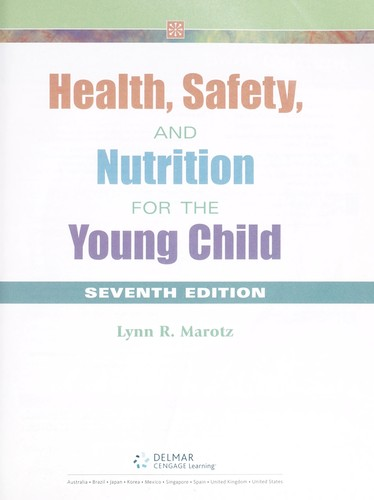 Download Health Safety and Nutrition for the Young Child